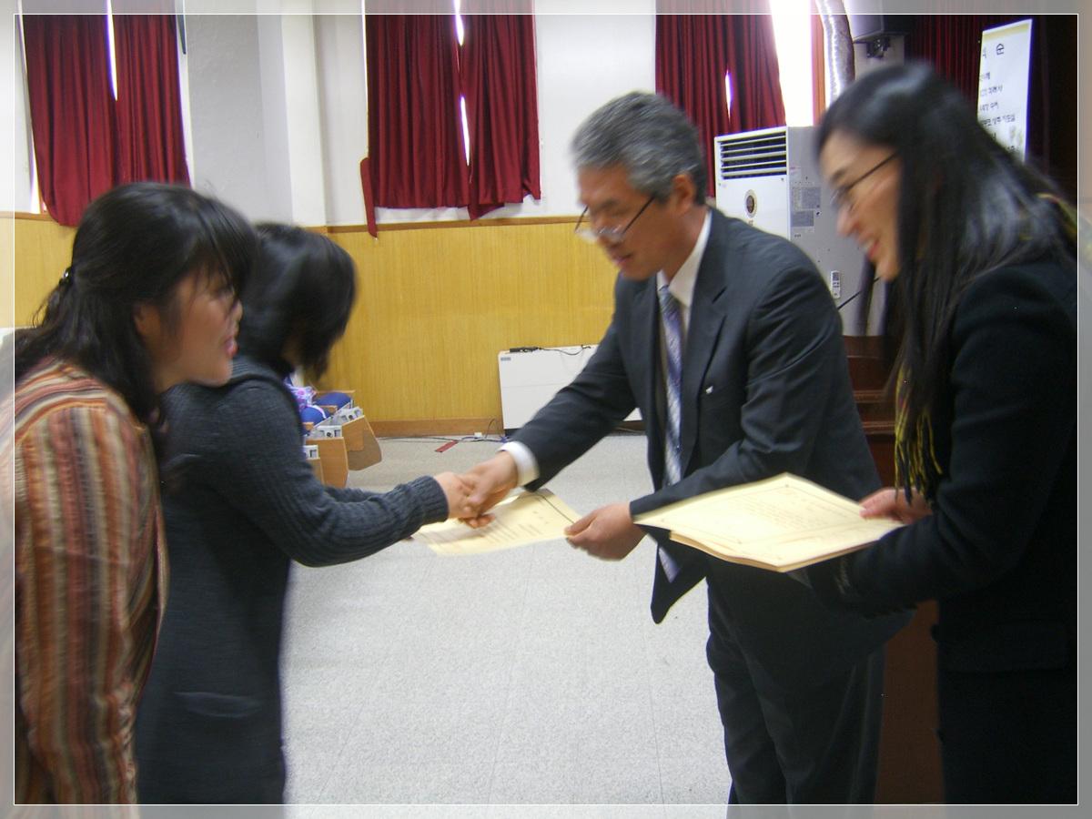 [일반] 2009학년도 학부모 보람교사 위촉식 사진 (2)의 첨부이미지 5