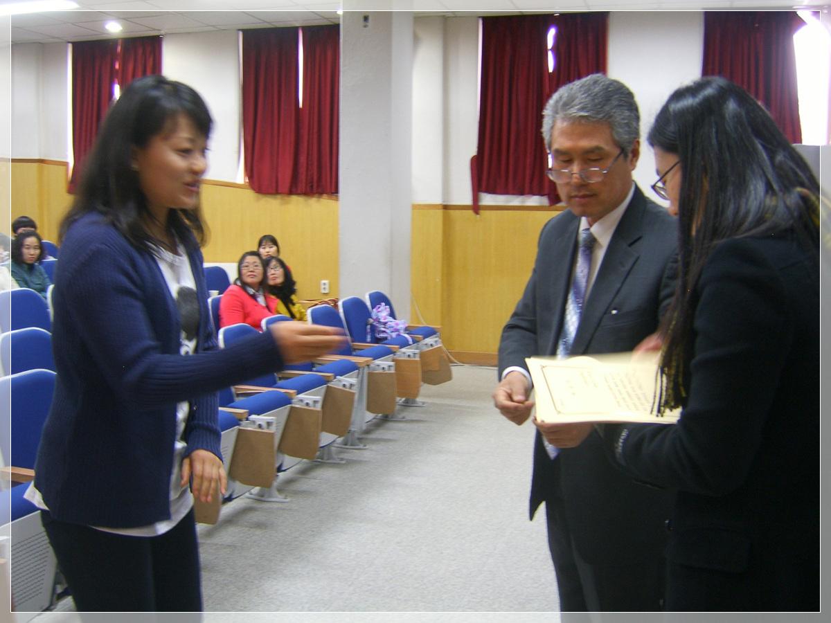 [일반] 2009학년도 학부모 보람교사 위촉식 사진 (2)의 첨부이미지 8