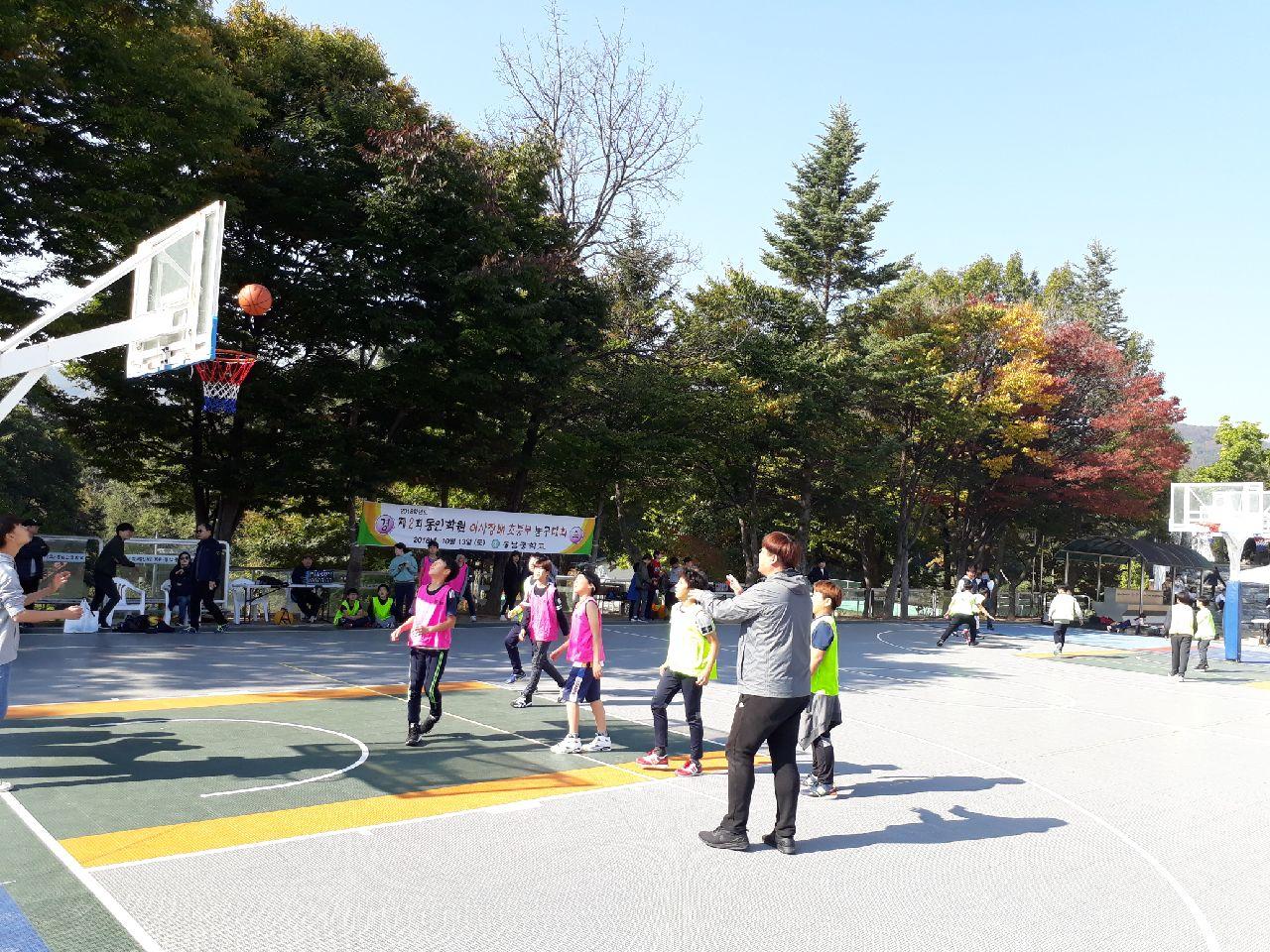 [일반] 제2회 동인학원 이사장배 초등부 농구대회 개최의 첨부이미지 1