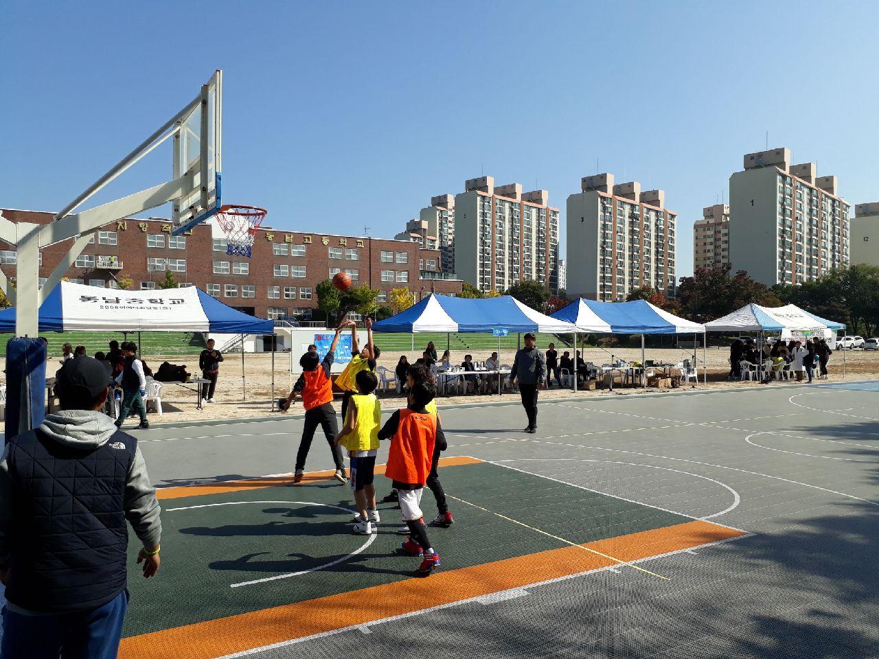 [일반] 제2회 동인학원 이사장배 초등부 농구대회 개최의 첨부이미지 2