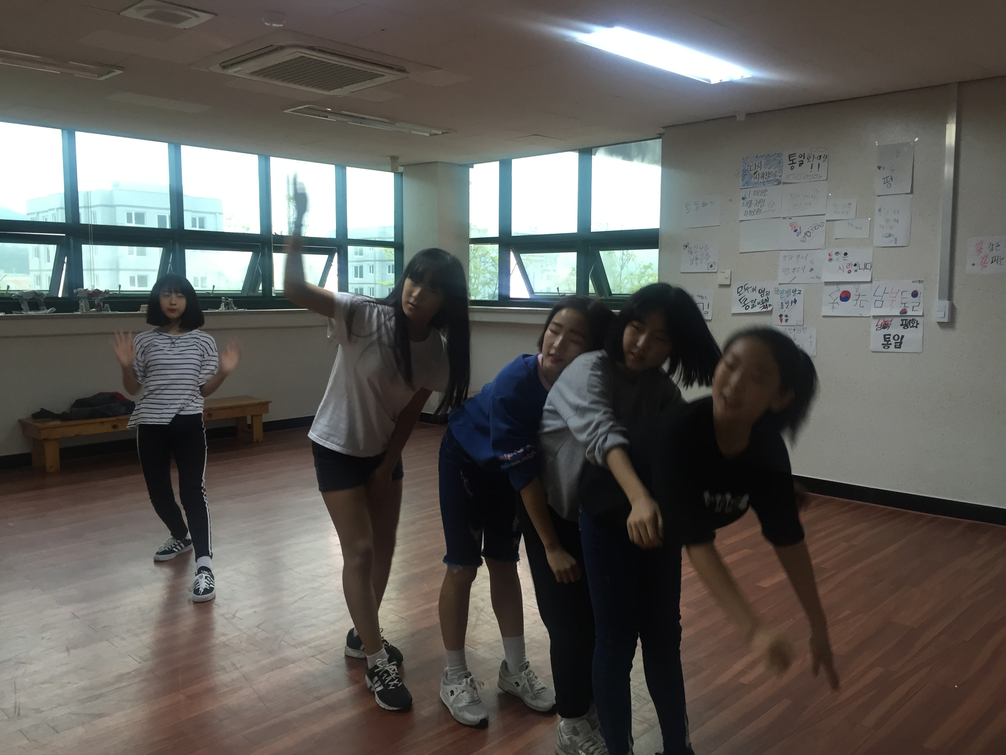 [일반] 1학년 댄스반 자율동아리 활동모습의 첨부이미지 4