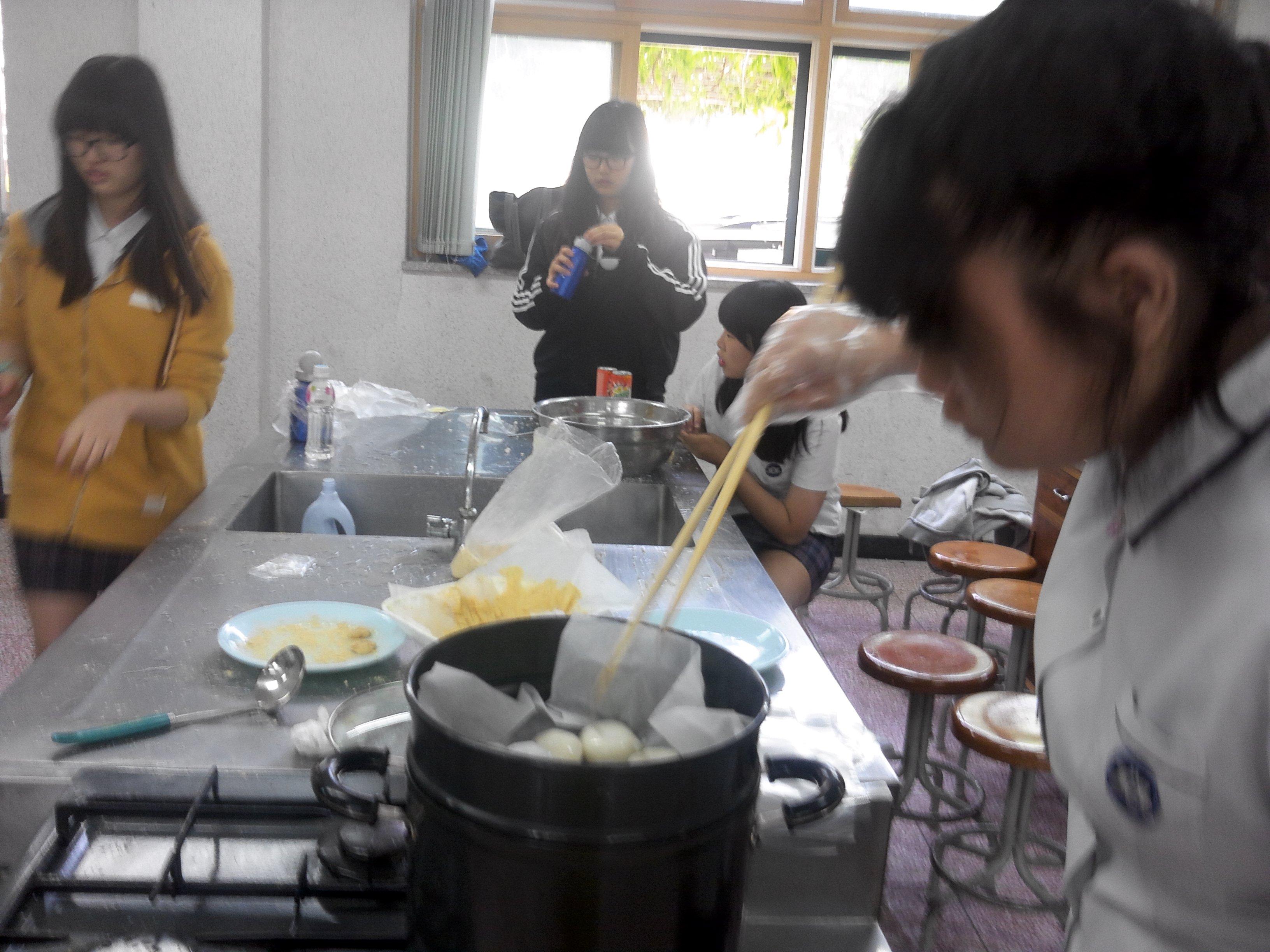 [일반] 전통떡 만들기의 첨부이미지 2