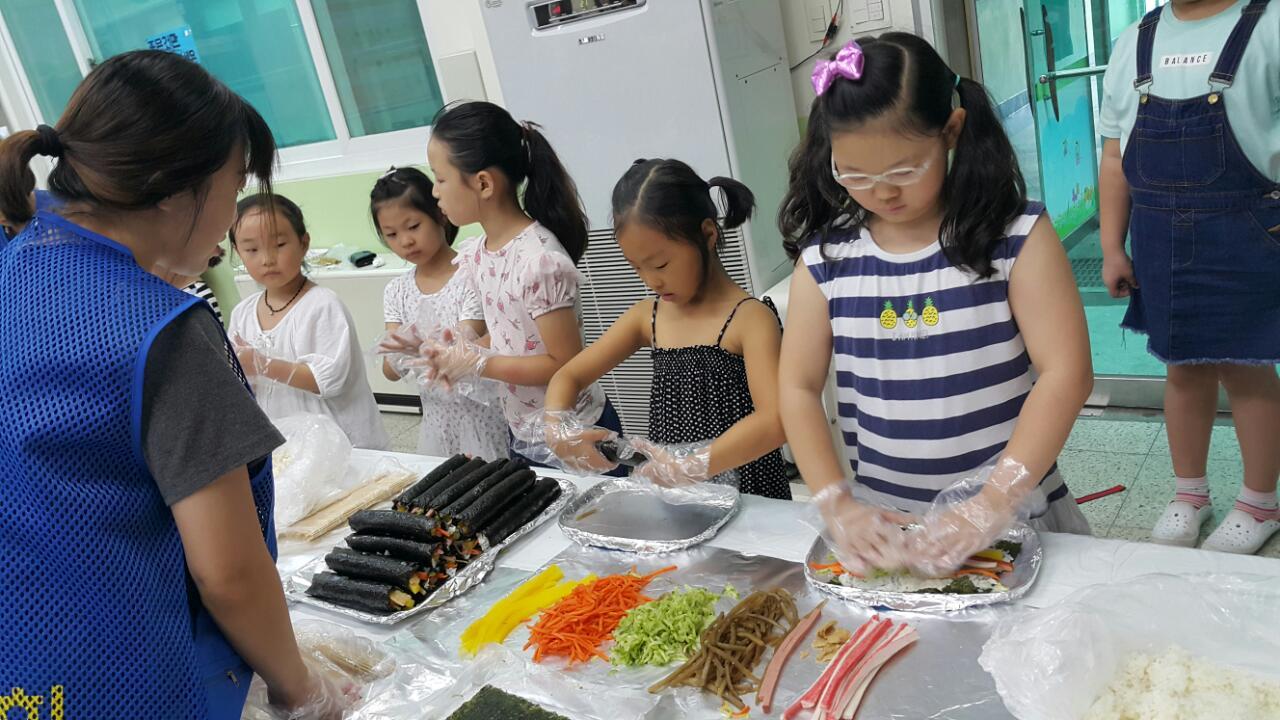 [일반] 여름방학 중 간식제공 자원봉사의 첨부이미지 2
