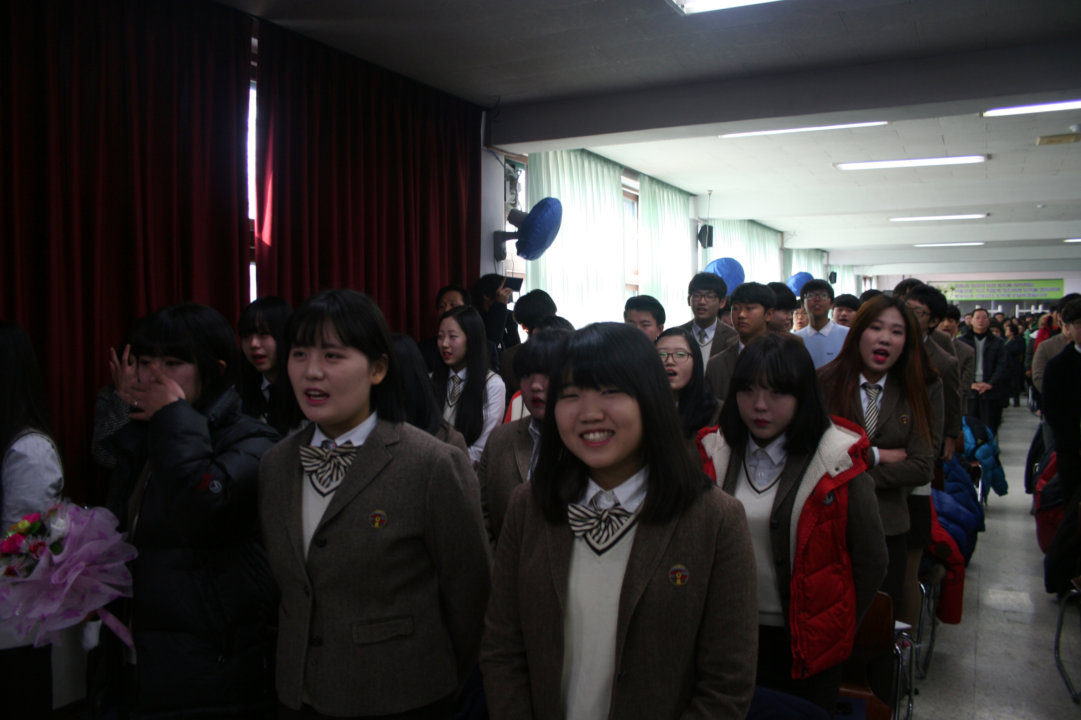 [일반] 52회 졸업식의 첨부이미지 2