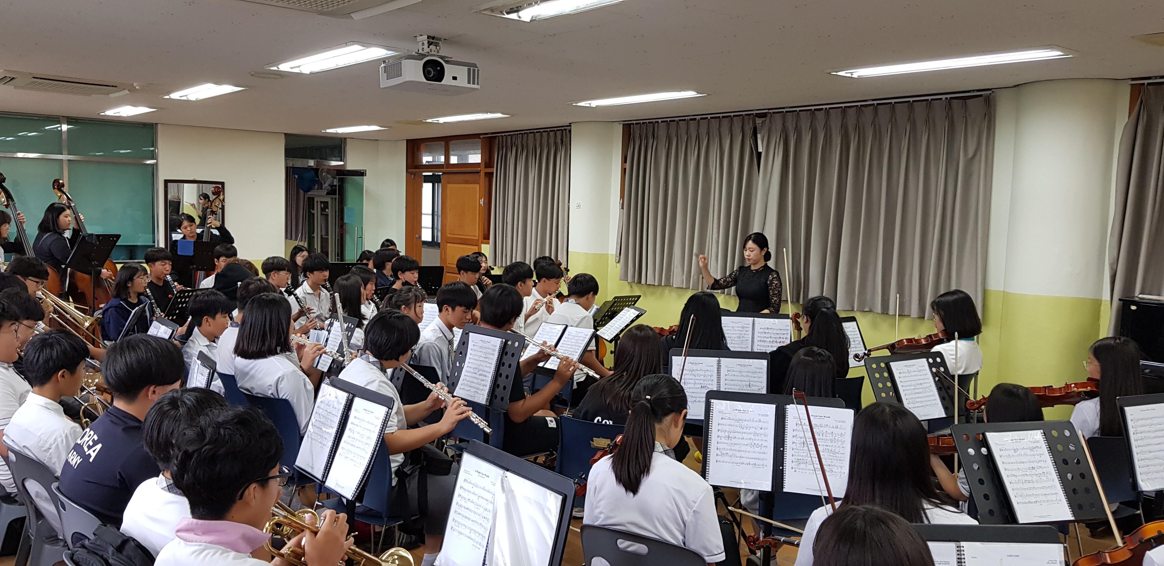 [일반] 2019 YB 오케스트라 합주의 첨부이미지 1
