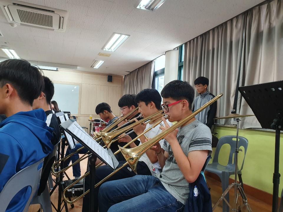 [일반] 징검다리 거점학교 연계 드림하이 음악캠프의 첨부이미지 5