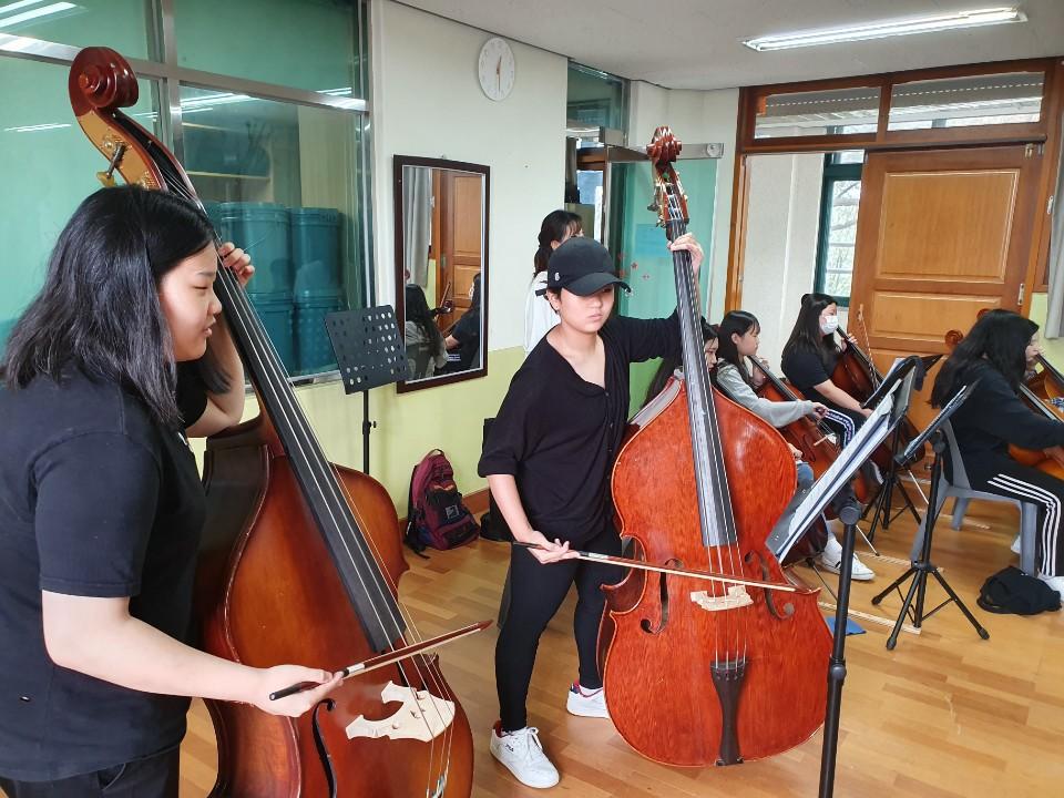[일반] 징검다리 거점학교 연계 드림하이 음악캠프의 첨부이미지 6
