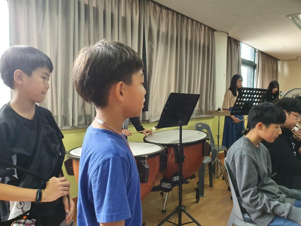 [일반] 징검다리 거점학교 연계 드림하이 음악캠프의 첨부이미지 3