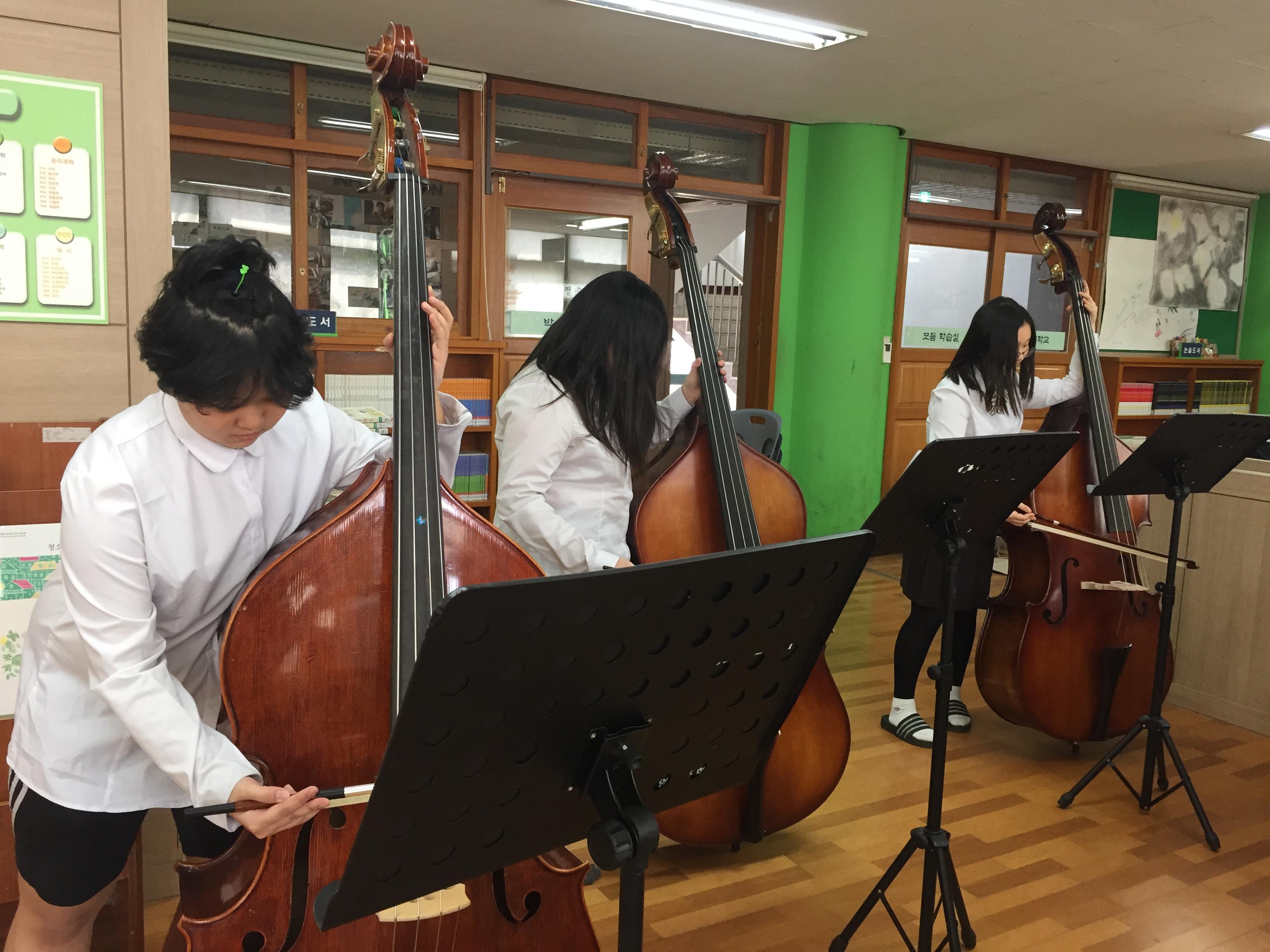 [일반] YB오케스트라 파트 활동의 첨부이미지 2