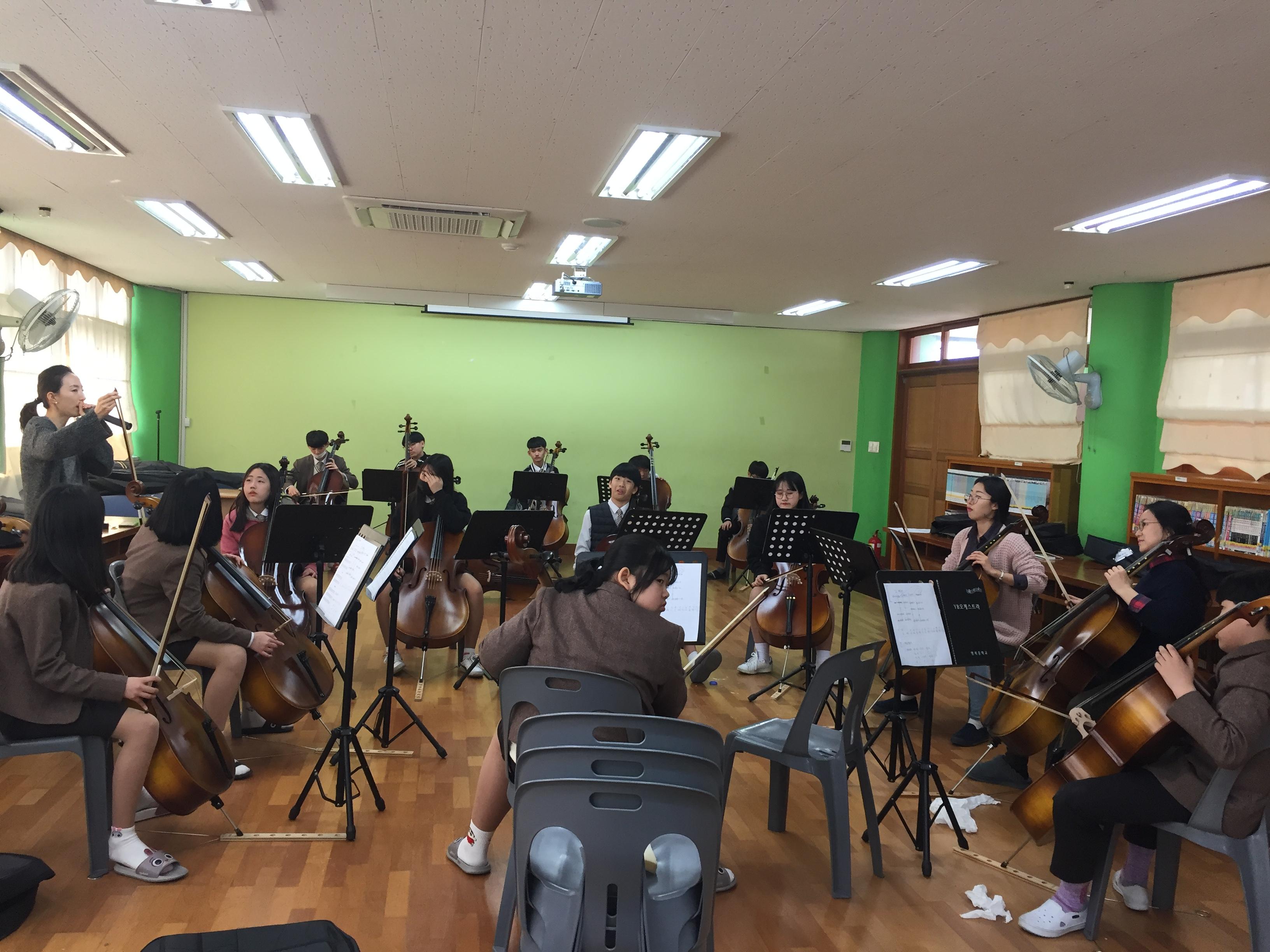 [일반] YB오케스트라 파트 활동의 첨부이미지 4
