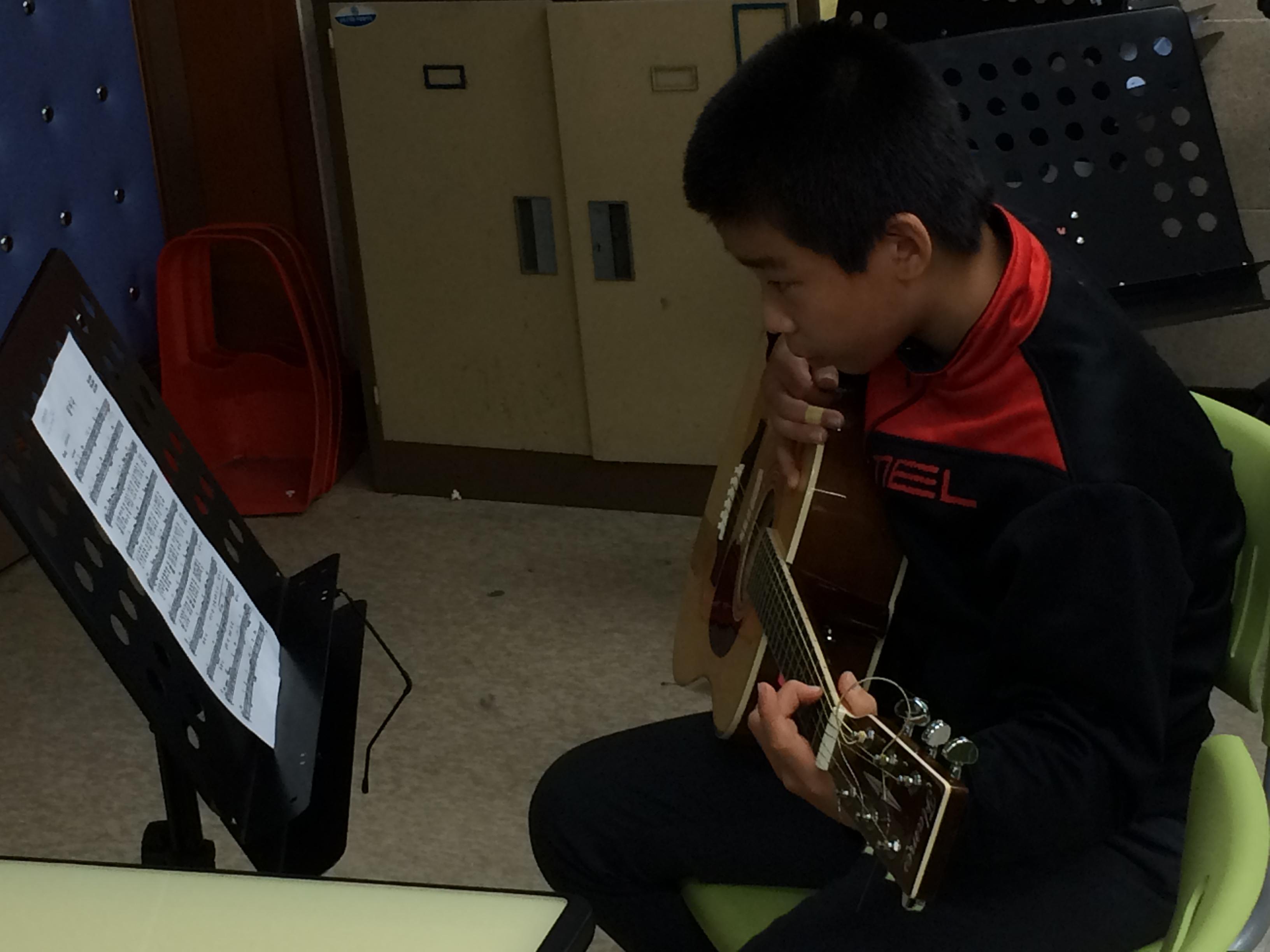 [일반] 동아리프로그램-기타연주반의 첨부이미지 2