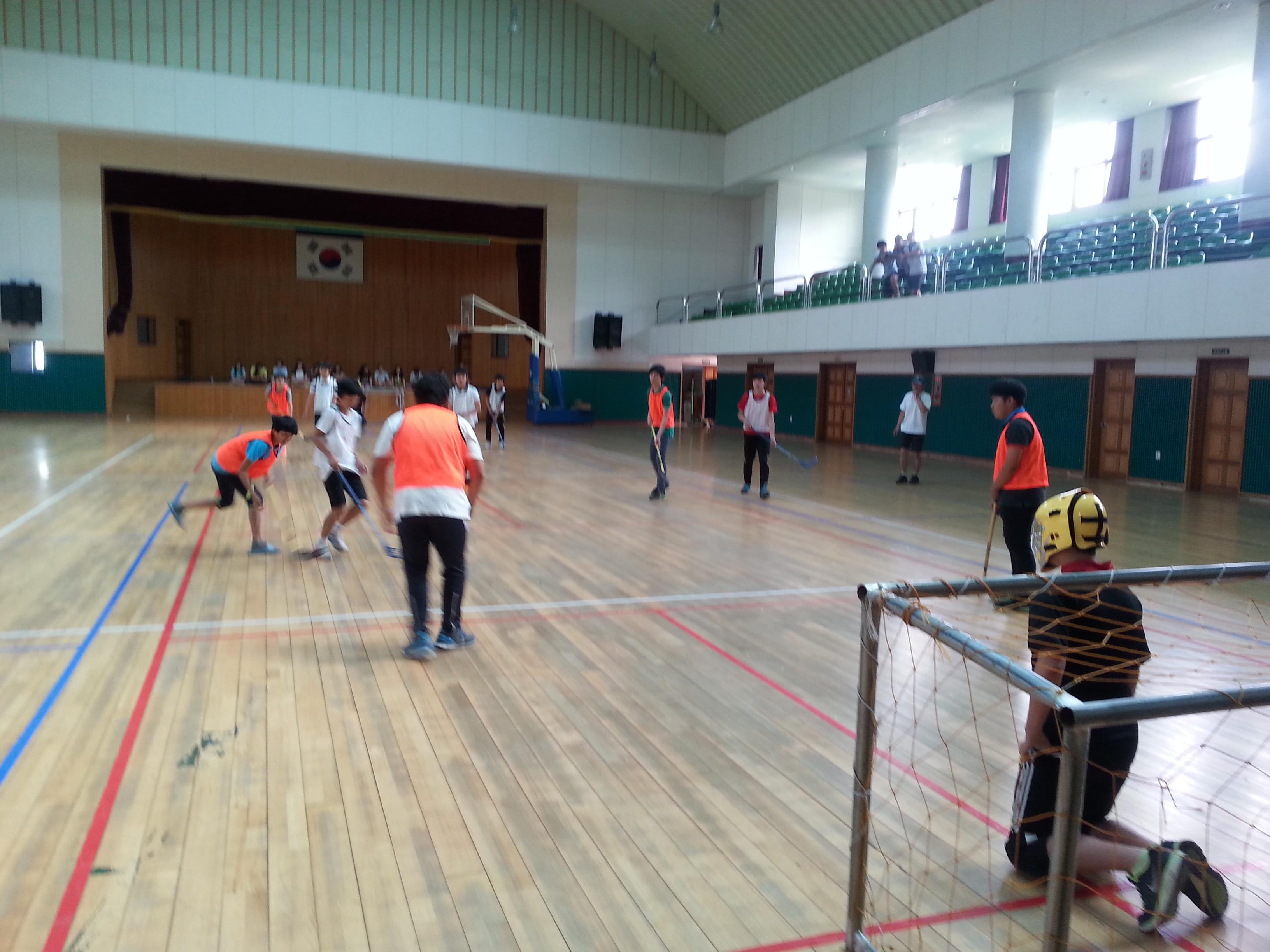 [일반] 포천학교스포츠클럽리그전 참가경기모습의 첨부이미지 4
