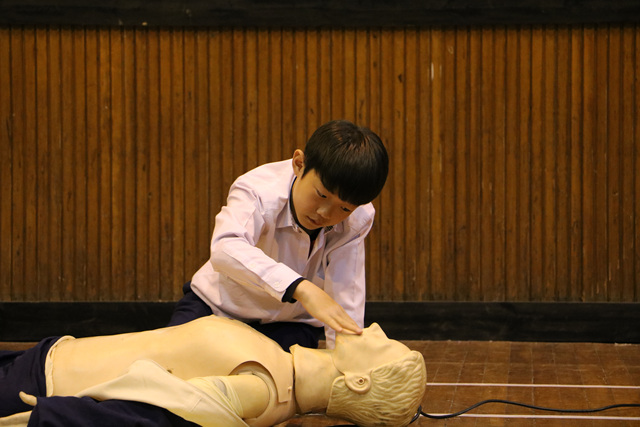 [일반] 심폐소생 안전교육의 첨부이미지 8