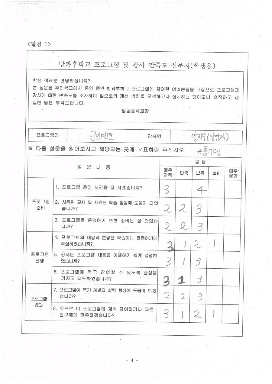 [일반] 2017학년도 일동중 방과후학교 만족도 설문 조사 결과 (1)의 첨부이미지 10