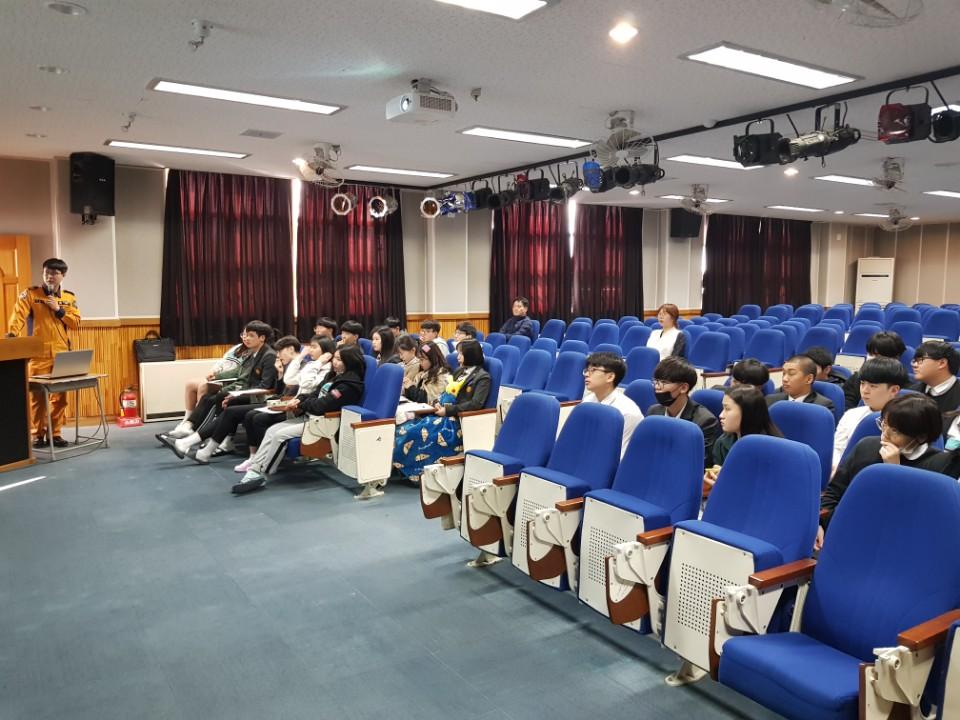 [일반] 2018년 2학년 소방안전교육의 첨부이미지 2