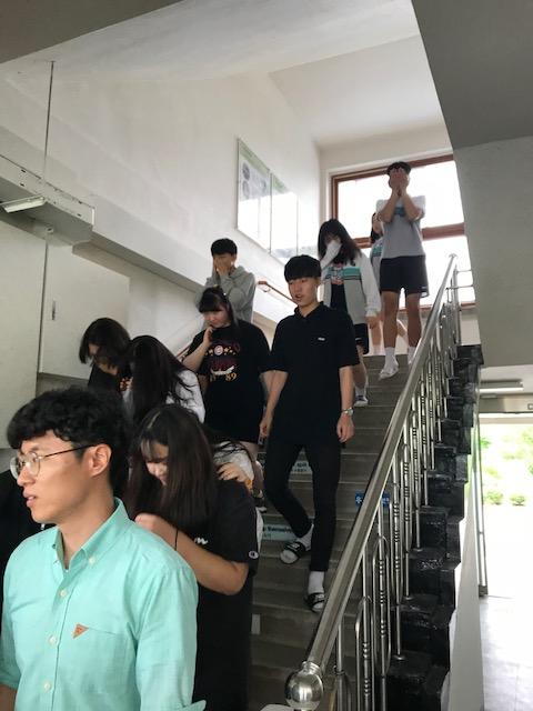 [일반] 2018학년도 자체소방훈련의 첨부이미지 2