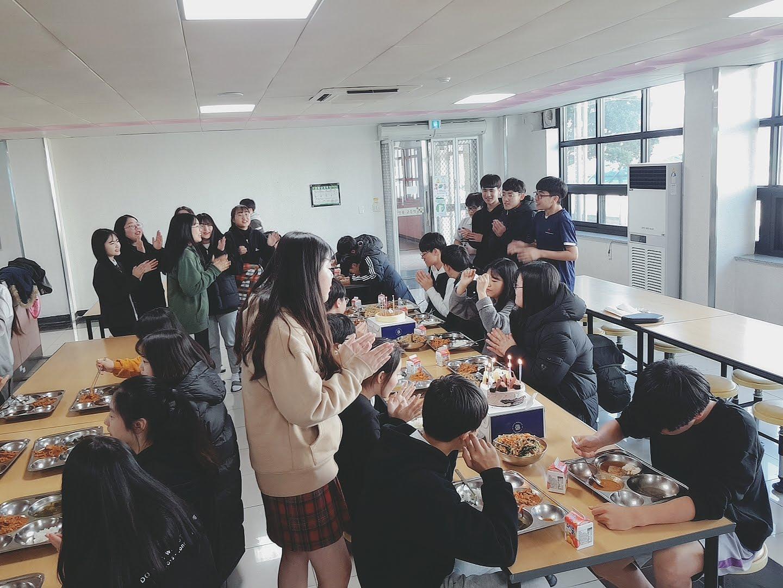 [일반] 2018 11월 생일자의 날 행사의 첨부이미지 2