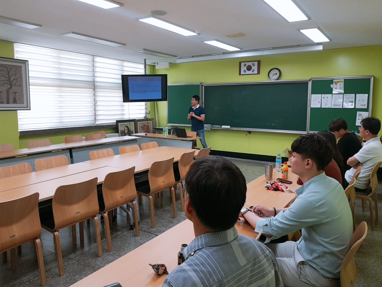 [일반] 7월 2일 전문적 학습 공동체 - 탈북민 청년과의 만남의 첨부이미지 1