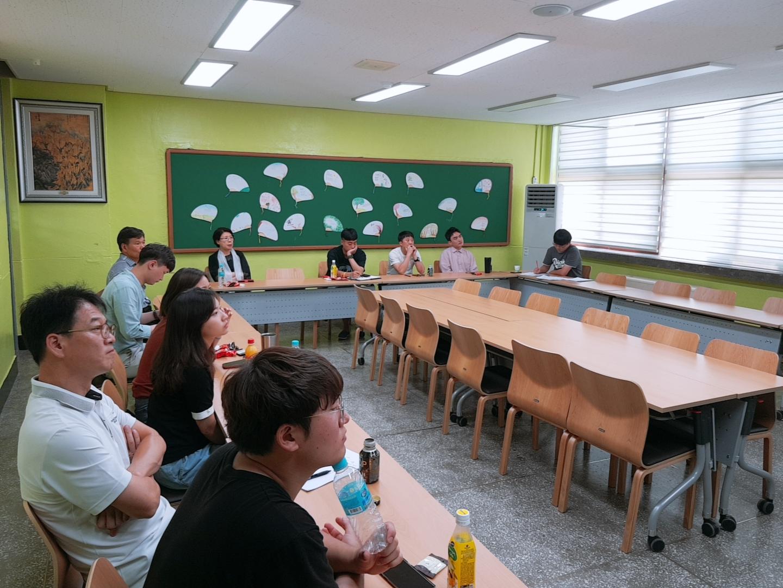 [일반] 7월 2일 전문적 학습 공동체 - 탈북민 청년과의 만남의 첨부이미지 2
