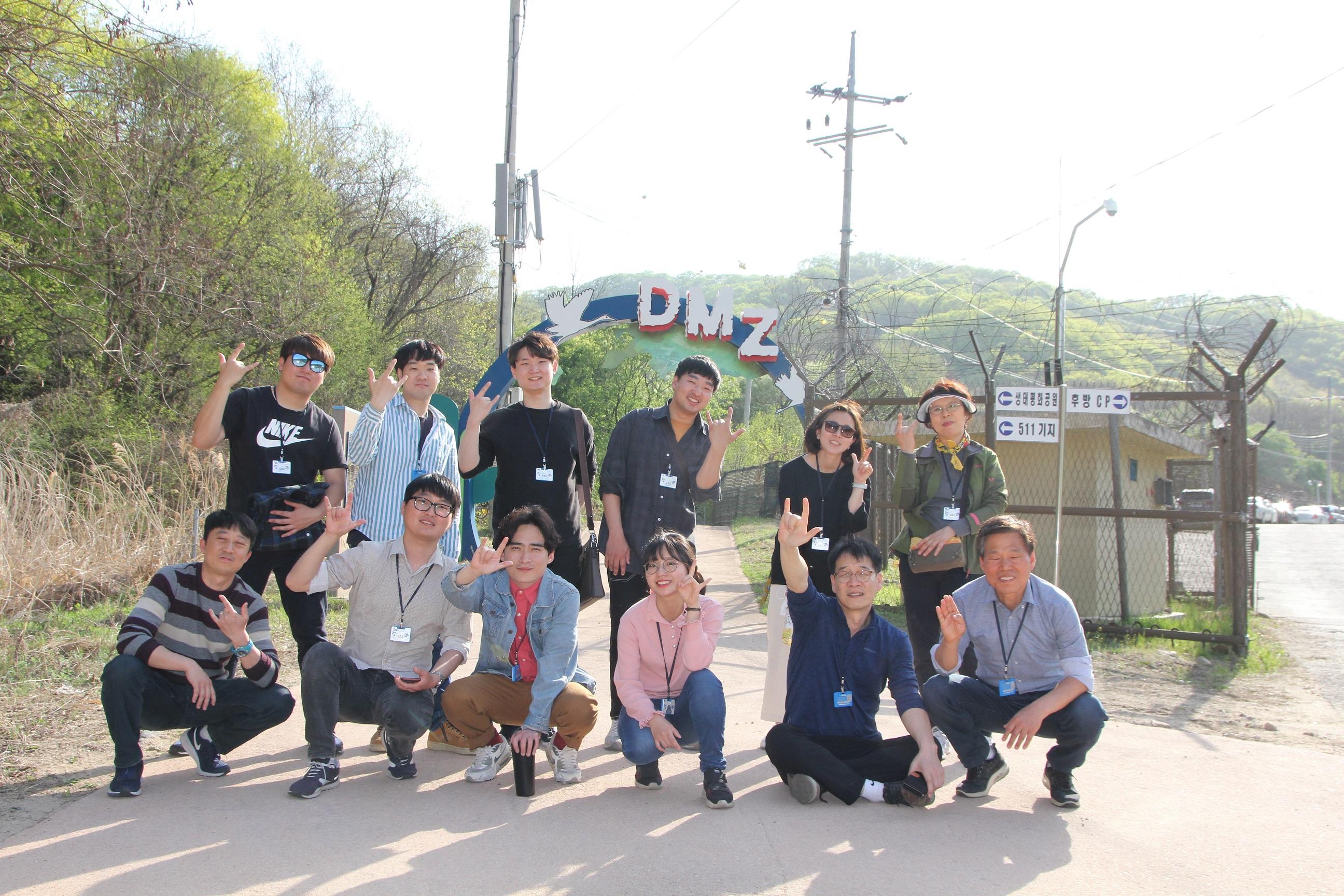 [일반] [5/1] 전문적 학습 공동체 dmz 생태평화공원 십자탑 탐방의 첨부이미지 3