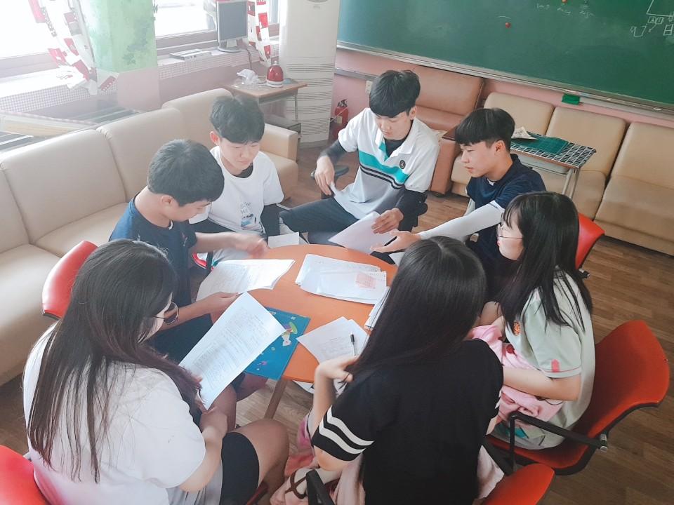 [일반] 학생자치회 리더십 캠프 회의의 첨부이미지 3