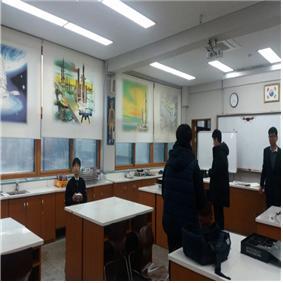"""[일반] 경북중학교] 꿈과 끼를 맘껏 펼치는 """"2018 방과후 학교 활동""""을 시작하다.의 첨부이미지 1"""