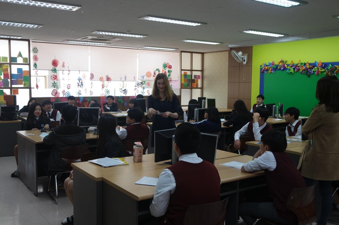 [일반]  2016년도 송우중학교 수업공개의 날 2의 첨부이미지 2