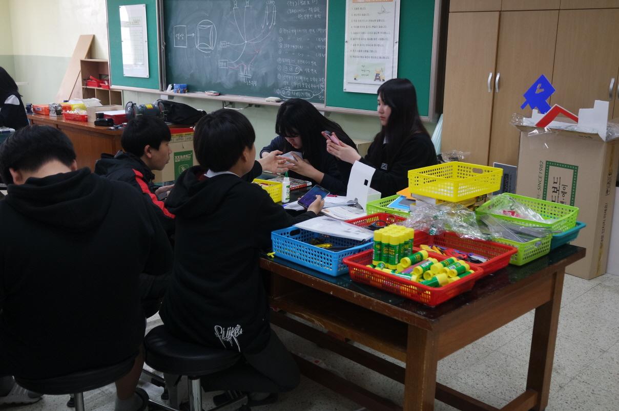 [일반]  2016년도 송우중학교 수업공개의 날 3의 첨부이미지 1