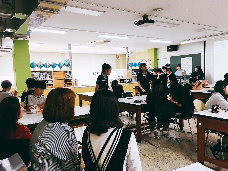 [일반] 2018학년도 2학기 학부모와 함께하는 교육활동 공개의 날의 첨부이미지 4