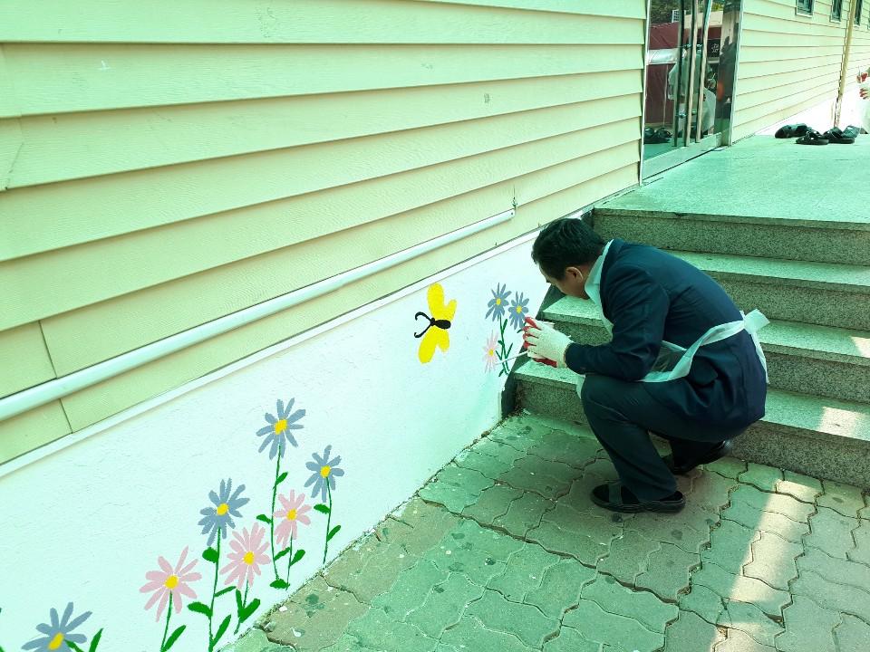 [일반] 2019 경기도 생명사랑 벽화그리기(자원봉사센터와 함께)의 첨부이미지 2