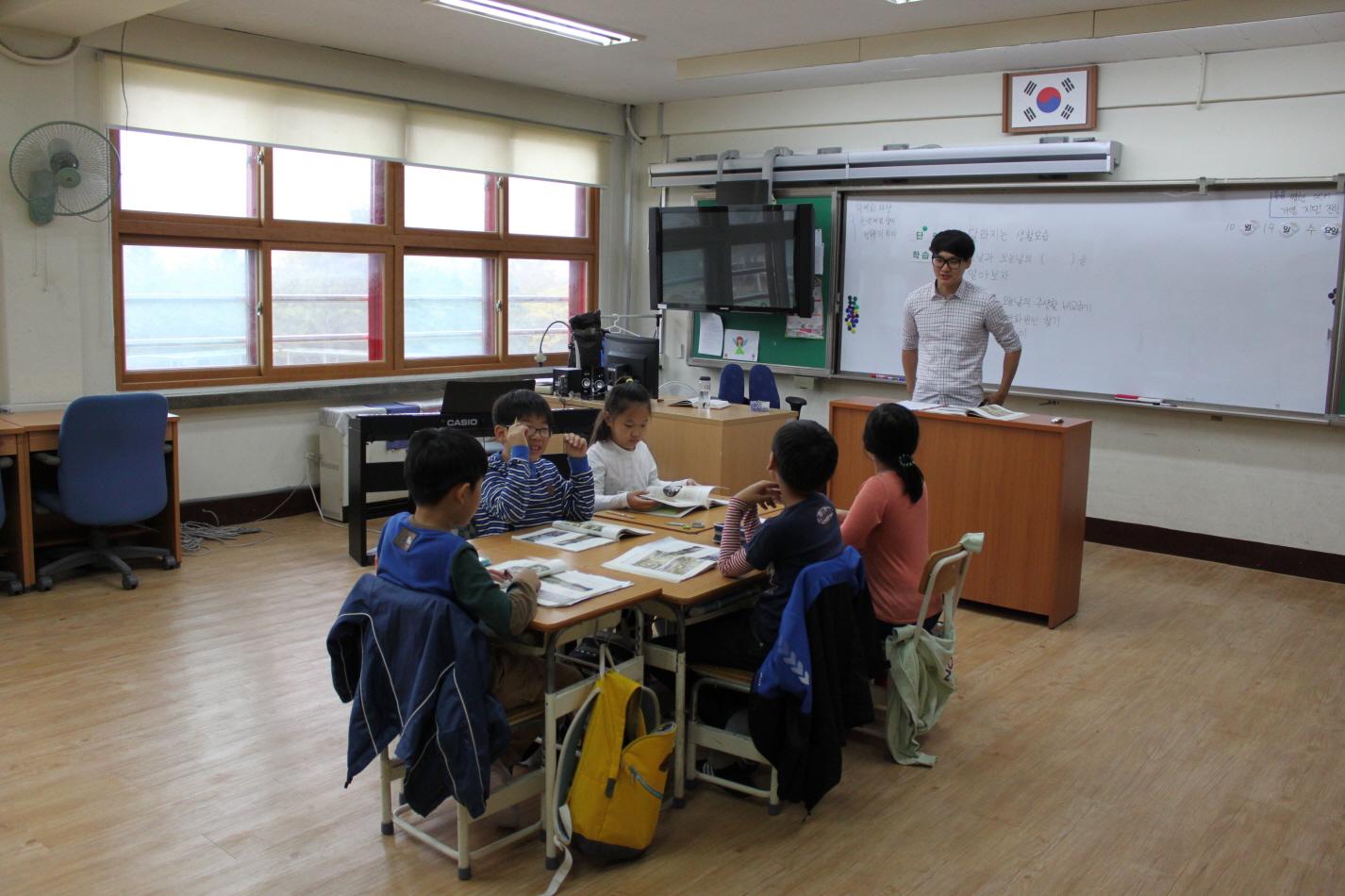 [일반] 2학기 공개수업 3,4학년의 첨부이미지 1