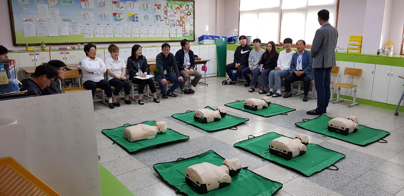 [일반] 2019 교직원 심폐소생술 교육(10.16)의 첨부이미지 1