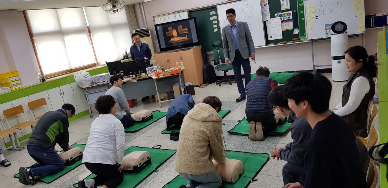 [일반] 2019 교직원 심폐소생술 교육(10.16)의 첨부이미지 3